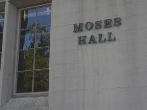 UCB Moses Hall