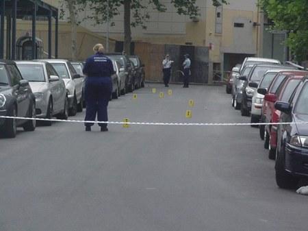 CSI Aussie style