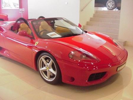 Ferraris in Oz