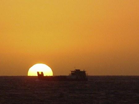 Sunset in Fremantle