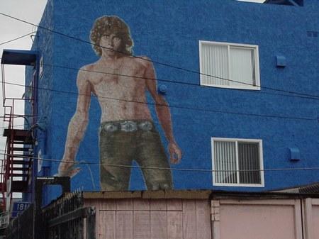 Morrison mural Venice