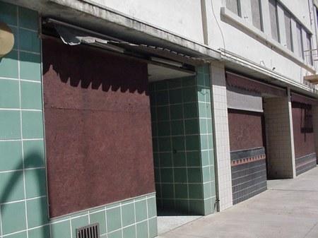 Closed Hotel